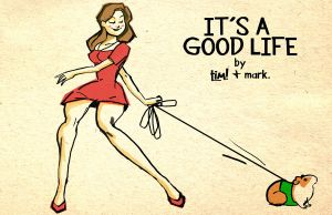 It's a Good Life 03.31.11 by ninjaink