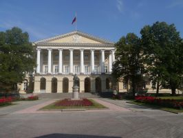 The Smolny Institute by Party9999999