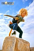 FFIX: Time to Fight by BanditYinG