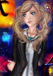 Persona 5 Ann Takamaki 2 by Daniel Wickenhauser by KazXart