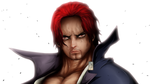 Red-Haired Shanks by Jayto91