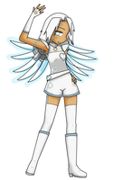+FuTuRiStIc CuPiD+ by Anigirl5