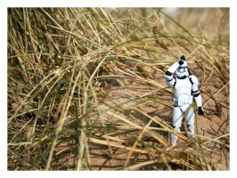 Star Wars Stills Stormtrooper by PeppermintPuff