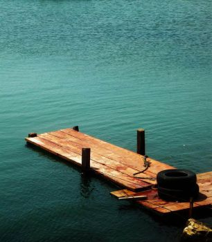 the dock 2 by EverythingsBleeding