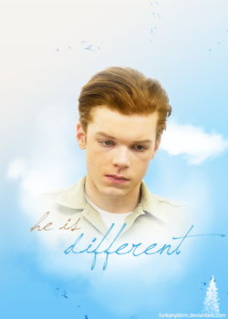 Ian Gallagher ''He's different'' by FurkanYldrm
