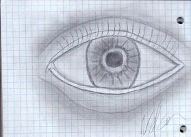 The Eye by nelsonpray