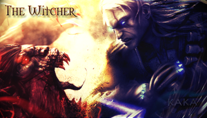 The Witcher by KaKa663