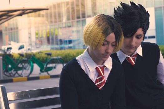 Haikyuu! - After school by giuccin