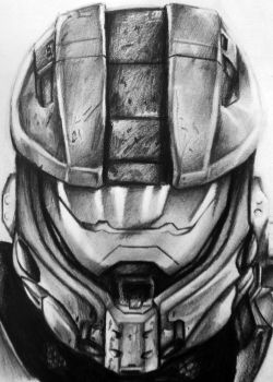 Halo 4 by MailJeevas33