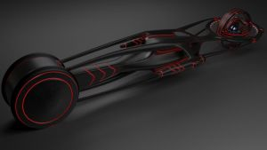 Gyrocycle by DHD3D