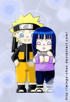 NaruHina - Bubbles by Wings-chan