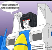 C-I-D Thundercracker by Sphinx47
