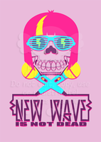 New Wave Is Not Dead by pai-thagoras