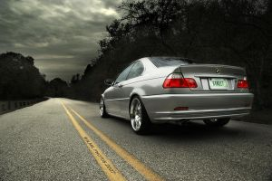 Beemer On The Fast Lane by wilmil