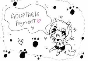 Adoptable Payment : CUSTOM 600 by Ayuki-Shura-Nyan