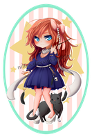 Witch adoptable [CLOSED] by Nilfea