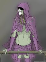 The Remnant: Hexa the Swamp Witch by RemnantComic