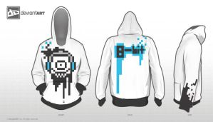 my 8-bit hoodie entry:) by pyropete03