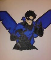 Nightwing by duplicity6