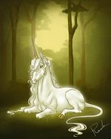 The Forest Monarch by Ramala