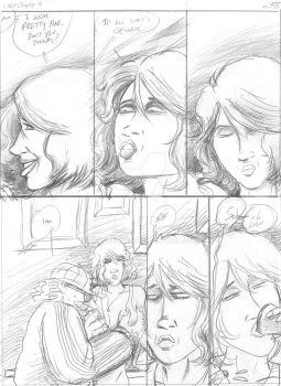 LULU Book 2 - Chapter 4 p. 78 Pencil by JLRoberson