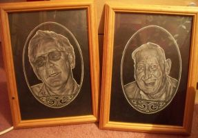 Memorial Portraits by ChemicalsSavedMe