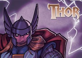 Thor Print Preview by TerryTibke