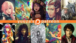 Patreon banner by Yuuza