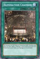 Elimination Chamber Card by prfctcellrulz