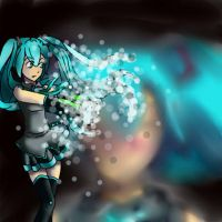 Disappearance of Hatsune Miku by xXAlisaurXx