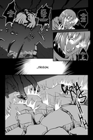 SnowFlame Fan-Comic P.69 by Los-Chainbird