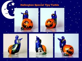 Halloween Special Tiny Turble by CozmicDreamer