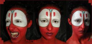 Shaak Ti by Lory-makeup