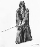 Sith Lord by leatris