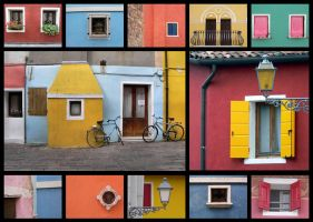 Windows in colors by kanes