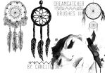Brushes Dreamcatcher III By Canelita309 by SriitaDeWatt