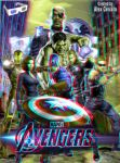The Avengers Movie Poster 3D Anaglyph by Alex4everdn