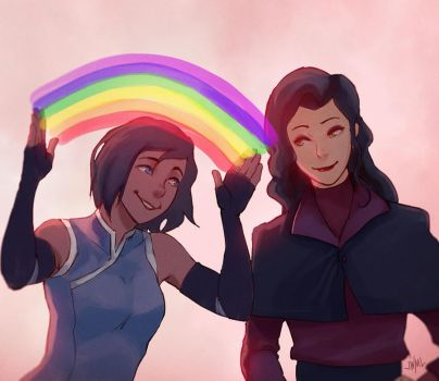 Love Wins by SteamyTomato