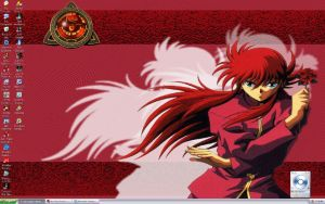 -SETESH- Kurama by DarkJediPrincess