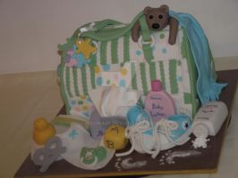 The Loves Baby Bag cake above by madwarf