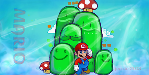 Mario Colored pt 3 by BIackFang