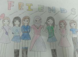 Friends by Reemo1998