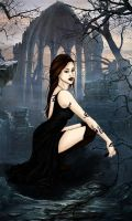 Isabelle Lightwood by collective-soul