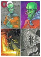 $25 Sketch Cards by JeremyTreece