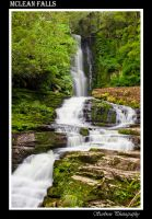 McLean Falls by 2binspired