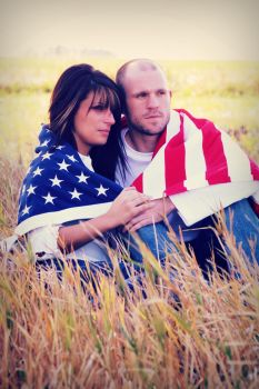 Love in the USA by HEART-stops-BEATING