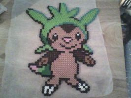 Chespin by D3vil0020