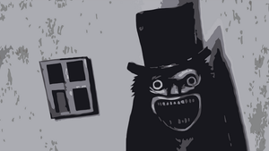 Babadook wallpaper by bd-wlf
