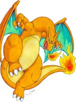 Charizard by ShinFox
