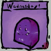 Wednesdays by Morganne